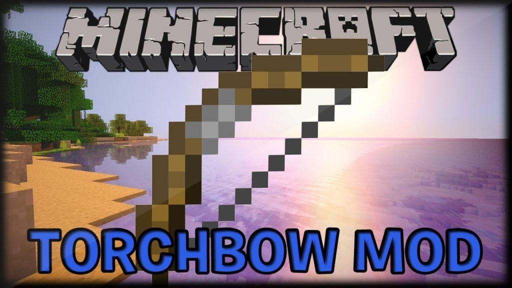 Мод TorchBow 1.16.4, 1.15.2, 1.14.4, 1.12.2, 1.7.10