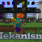 Мод на механизмы - Mekanism для майнкрафт 1.15.2, 1.12.2, 1.7.10
