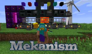 Мод на механизмы - Mekanism для майнкрафт 1.15.1, 1.12.2, 1.7.10