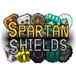 Мод на Щиты — Spartan Shields для майнкрафт 1.12.2 1.11.2