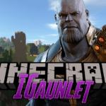 Перчатка бесконечности - мод Infinity Gauntlet для майнкрафт 1.12.2