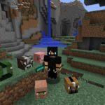 Выпадение головы с моба - мод Just Mob Heads для minecraft 1.14.4 1.13.2 1.12.2