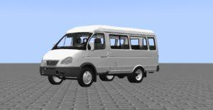 Пак машин ГАЗ - D33 Gaz package для flan's мода minecraft 1.7.10