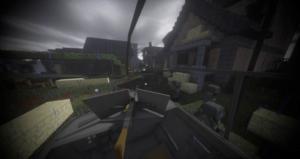 Оружие второй мировой - Warfare 44 flans Content Pack для minecraft 1.7.10