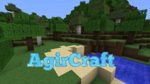 Ресурспак AgirCraft для minecraft 1.14 1.13.2