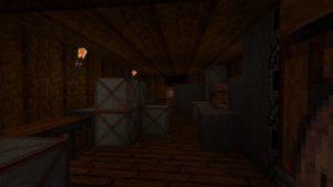 Ресурспак BloodCraft для майнкрафт 1.14 1.13.2