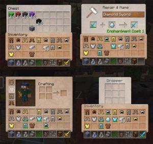 Ресурспак Lithos для minecraft 1.14.1 1.13.2 1.12.2