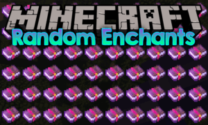 мод Random Enchants