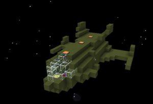 Мод Warp Drive для minecraft 1.12.2, 1.7.10, 1.6.4