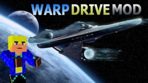 Мод Warp Drive для minecraft 1.12.2 1.7.10 1.6.4