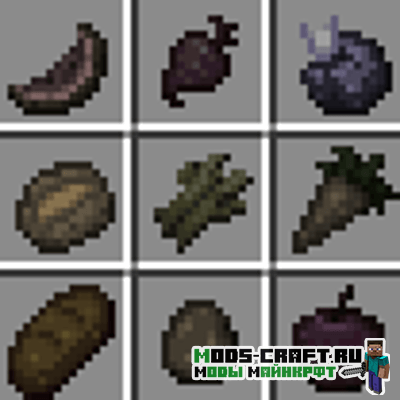 Мод More Charcoal для minecraft 1.14.4, 1.12.2