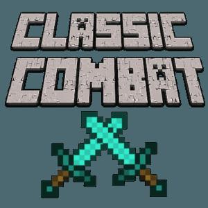 Мод Classic Combat для minecraft 1.14.3, 1.12.2, 1.11.2, 1.10.2