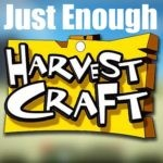 Мод Just Enough HarvestCraft для minecraft 1.12.2, 1.11.2, 1.10.2
