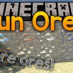 Мод Fun Ores для minecraft 1.14.3, 1.13.2, 1.12.2, 1.11.2