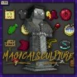 Мод Magical Sculpture для minecraft 1.12.2