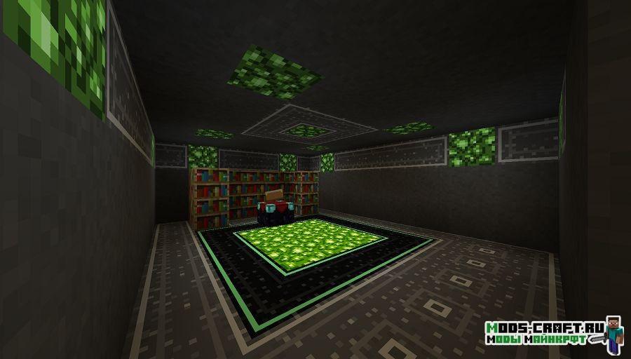 Мод Mo' Glowstone для minecraft 1.14.4, 1.12.2, 1.7.10