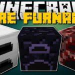 Мод на новые печки - More Furnaces для minecraft 1.12.2 1.11.2 1.10.2 1.9.4 1.8.9 1.7.10 1.5.2