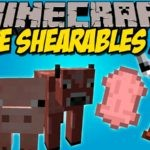 Мод More Shearables для minecraft 1.12.2, 1.11.2, 1.10.2, 1.9.4, 1.8.9, 1.7.10