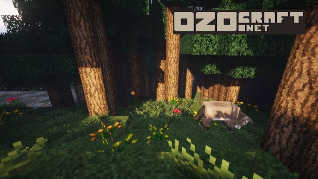 Ресурспак OzoCraft для minecraft 1.14.2 1.13.2 1.12.2