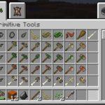 Мод Primitive Tools для minecraft 1.12.2