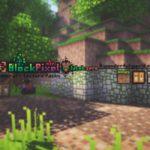 Ресурспак Block Pixel для minecraft 1.14.2 1.13.2 1.12.2