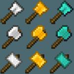 Мод Practical Tools для minecraft 1.14.3