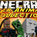 Мод Better Animations Collection 2 для minecraft 1.12.2, 1.11.2