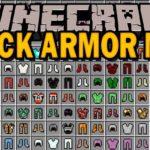 Мод на Броню - Block Armor для minecraft 1.12.2, 1.11.2, 1.7.10