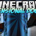 Мод Dimensional Doors для minecraft 1.12.2
