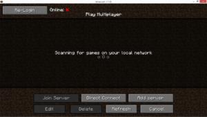 Мод ReAuth для minecraft 1.16.5, 1.15.2, 1.14.4, 1.12.2