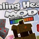 Мод Scaling Health для minecraft 1.14.4, 1.12.2