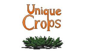 Мод на новый Урожай - Unique Crops для minecraft 1.12.2, 1.11.2, 1.10.2