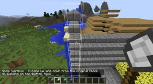 Мод Better Builder's Wands для minecraft 1.12.2, 1.11.2, 1.7.10