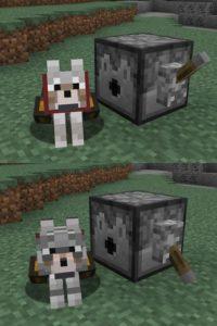 Мод Wolf Armor & Storage для minecraft 1.12.2, 1.11.2, 1.10.2, 1.7.10