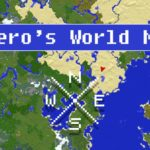 Мод Xaero's World Map 1.15.1, 1.14.4, 1.12.2, 1.7.10