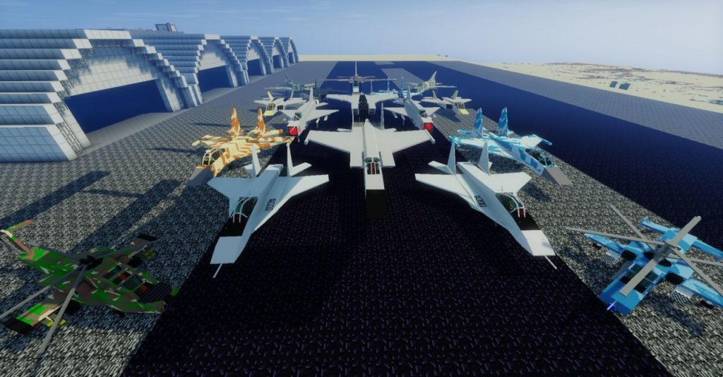 Пак Russian Forces для Flan's мода minecraft 1.7.10