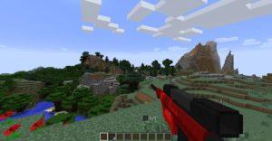 Flan's пак World War 3 для minecraft 1.7.10
