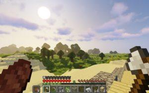 Мод NoCubes для minecraft 1.14.4, 1.12.2, 1.7.10