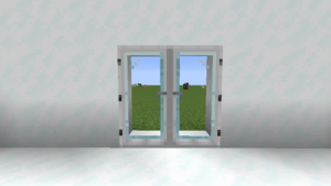 Мод на двери Modern Glass Doors 1.15, 1.14.4