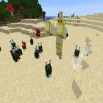 Мод Extra Pets and Golems для minecraft 1.14.4