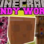 Мод Candy World для minecraft 1.12.2