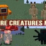 Мод More Creatures для minecraft 1.12.2