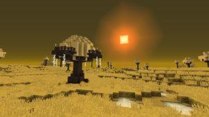 Мод More Planets для minecraft 1.12.2, 1.11.2, 1.7.10