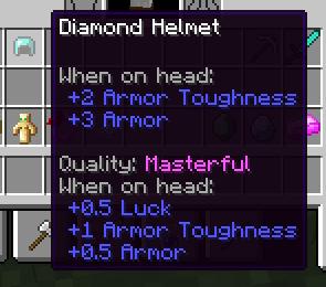 Мод Quality Tools для minecraft 1.12.2, 1.11.2, 1.10.2