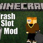 Мод TrashSlot для minecraft 1.14.4, 1.12.2, 1.7.10