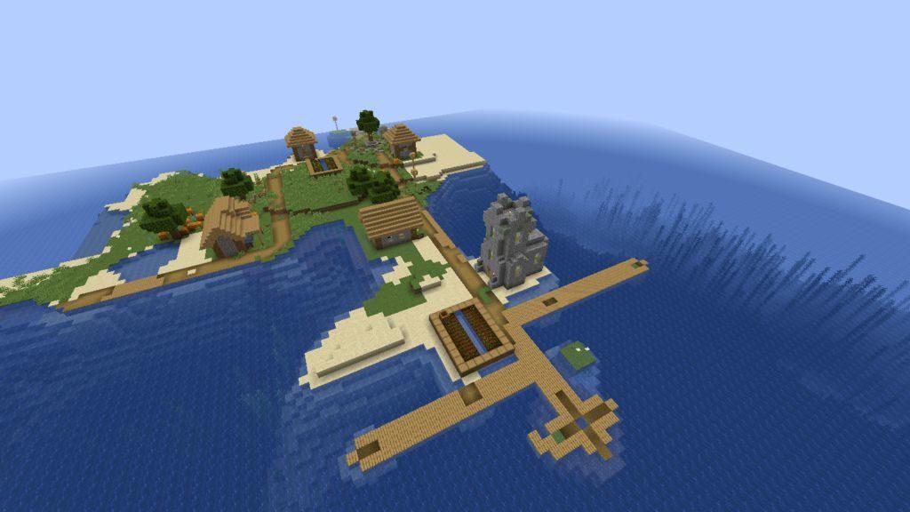 Деревня в океане [1.14.4]