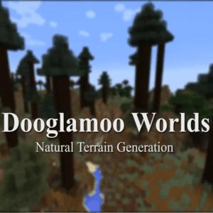 Мод Dooglamoo Worlds для minecraft 1.15.2, 1.14.4, 1.12.2