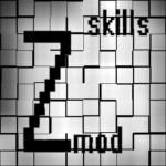 Мод ZmodSkills на прокачку персонажа для майнкрафт 1.15.1, 1.14.4