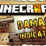 Мод ToroCraft's Damage Indicators для minecraft 1.14.4, 1.12.2, 1.8.9