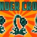 Мод Ender Crop для minecraft 1.12.2, 1.11.2, 1.7.10
